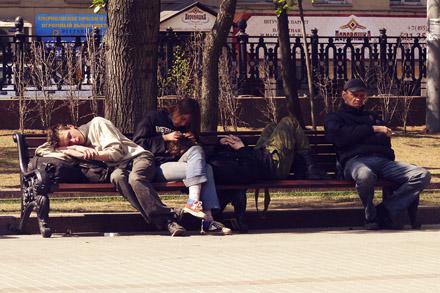 Чисто прудные люди. 2. Ежедневные фотографии Алексея Чеснокова. Фото Алексея Чеснокова