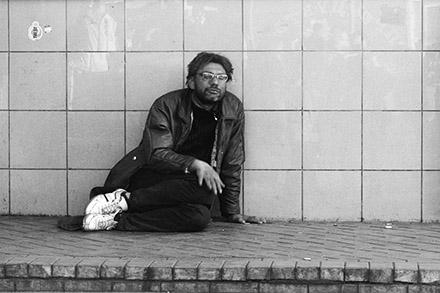 Чисто прудные люди. 1. Ежедневные фотографии Алексея Чеснокова. Фото Алексея Чеснокова