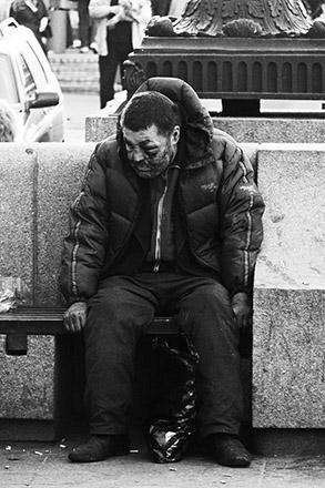 Чисто прудные люди. 3. Ежедневные фотографии Алексея Чеснокова. Фото Алексея Чеснокова