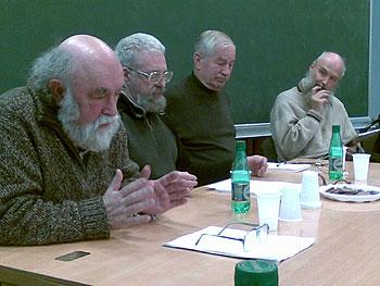 А.М. Вершик, Ю.С. Ильяшенко, А.Б. Сосинский и П. Делинь