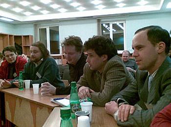 Т. Садыков, Д. Челкак, М. Бондарко, С. Иванов, Э. Гирш