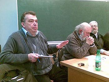 В.М. Бухштабер, А.М. Вершик, Ю.С. Ильяшенко
