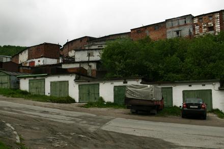 Мурманск, июль 2008