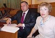 Игорь Реморенко и Татьяна Ковалева, 10 июня 2008 г.