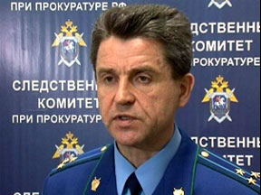 Владимир Маркин. Кадр: РИА Новости