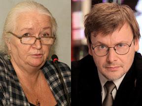 Т. В. Черниговская и К. В. Анохин
