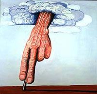Филипп Гастон. Линия. 1978