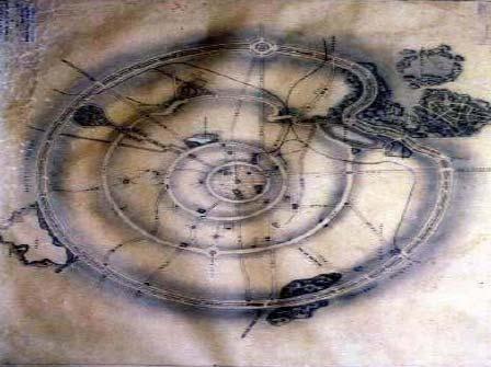 Мастер-план города Куритибы архитектора Альфреда  Агаша (1943г., население города 130тысяч человек)