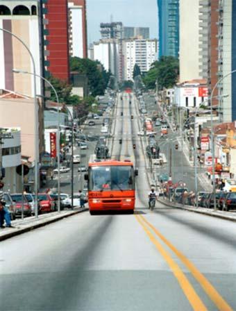 Центральные магистрали всистеме «трех улиц»