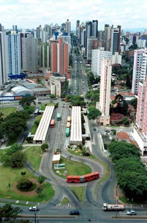 Накопительные терминалы напериферии города