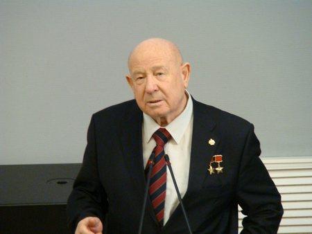 Алексей Леонов. Фото Алексея Широнина