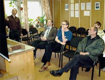Выступление на семинаре — важная часть подготовки специалиста.