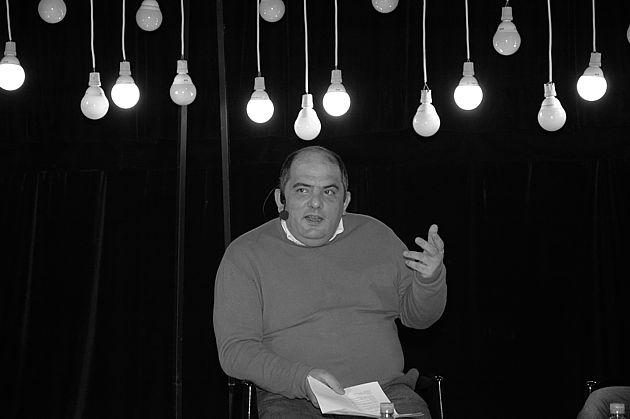 Григорий Ревзин. Фото Марии Чижовой