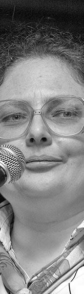 Светлана Боринская (фото Наташи Четвериковой)