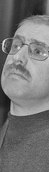 Владимир Гельман (фото Наташи Четвериковой)