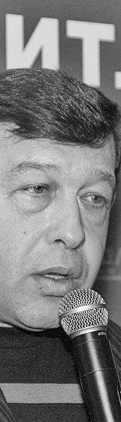 Евгений Гонтмахер (фото Наташи Четвериковой)