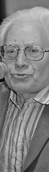 Игорь Кон (фото Н.Четвериковой)