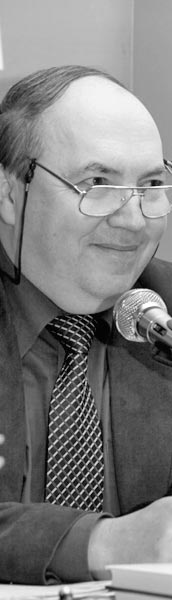 Андрей Остальский (фото Алисы Андреевой)