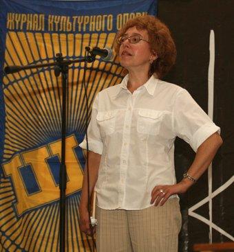 Марина Бородицкая. Фестиваль