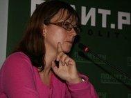 Марина Бутовская. Фото: Наташа Четверикова