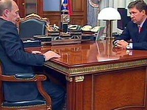 Тимошенко желает, чтобы Путин и Миллер дали судебные показания