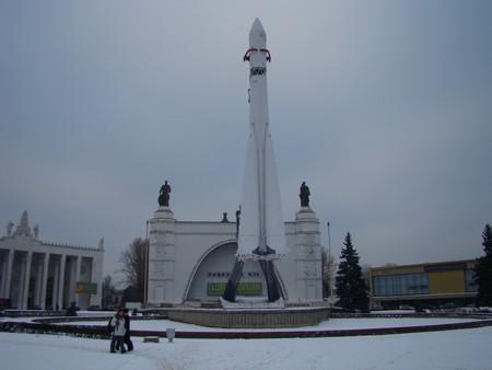 Копия ракеты Восток на ВВЦ: описание, фото, контакты