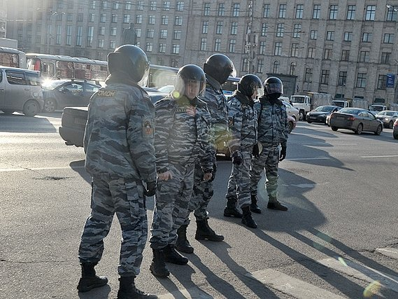 Управляющим сахалинской нацгвардии назначен полковник милиции Вадим Клепов