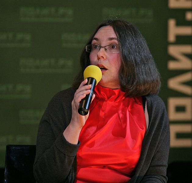 Татьяна Тульчинская. Фото Наташи Четвериковой