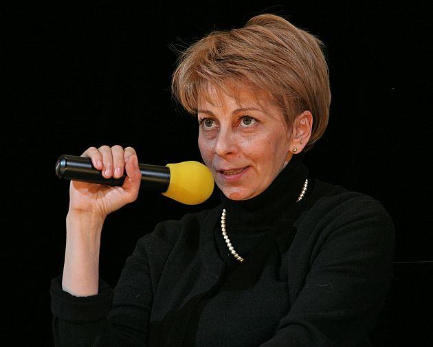 Елизавета Глинка. Фото Наташи Четвериковой