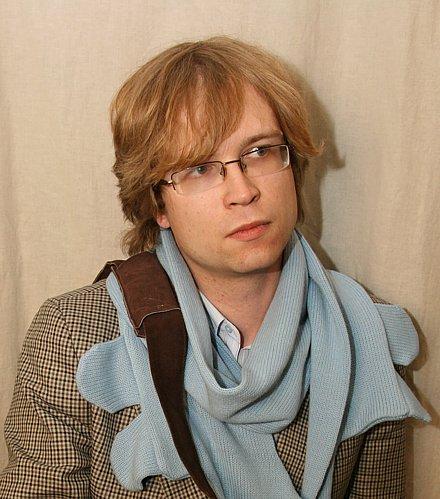 Михаил Захаров. Фото Наташи Четвериковой