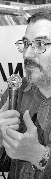 Кирилл Еськов (фото Наташи Четвериковой)