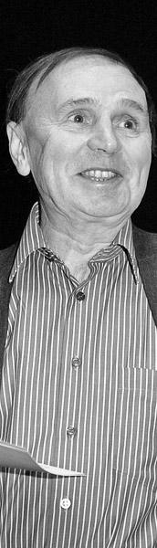 Андрей Анатольевич Зализняк (фото Н.Четвериковой)