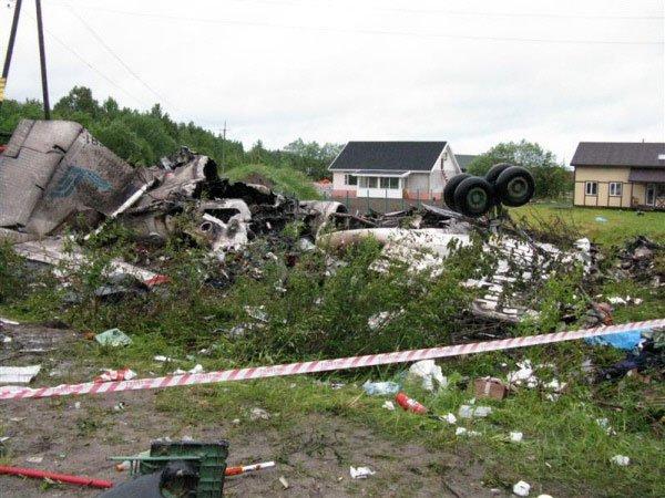 Суд амнистировал обвиняемых поделу окрушении Ту-134 вКарелии