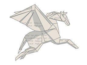 Логотип Биеннале Поэтов