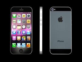 iPhone 5 появится в России только к Новому году