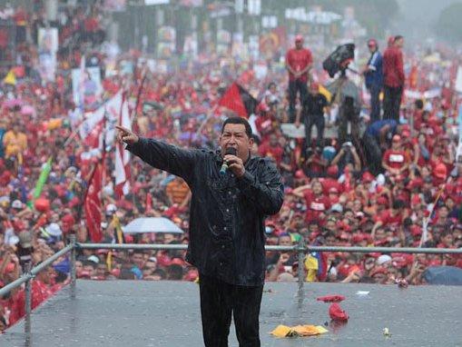 Властям Венесуэлы непонравилось сравнение Трампа сУго Чавесом