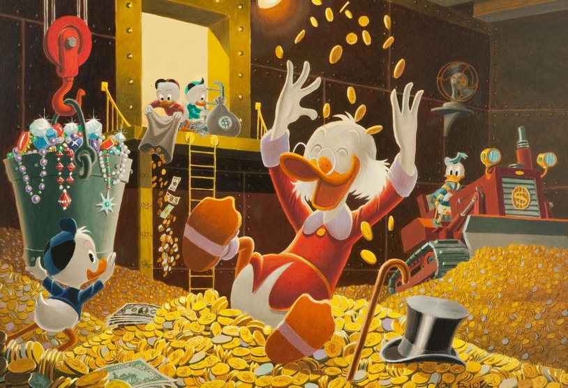Scroodge McDuck