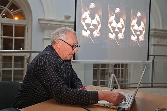 Питер Гринуэй. Фото Наташи Четвериковой