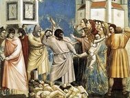 Massacre of the Innocents, Giotto