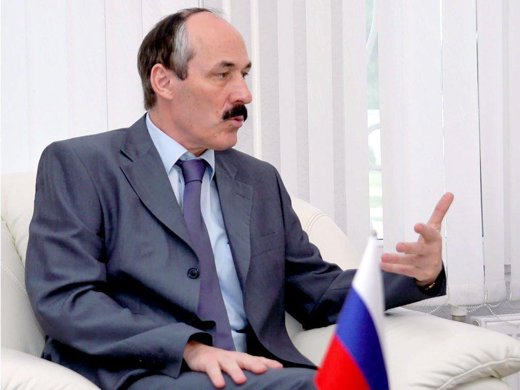 Рамзан Абдулатипов: Дагестан очищен от террористов