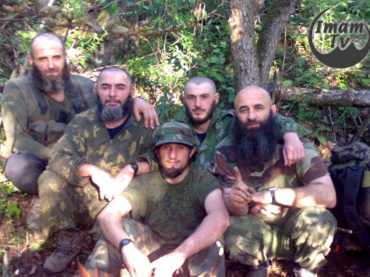 На кавказе насчитали 600 боевиков
