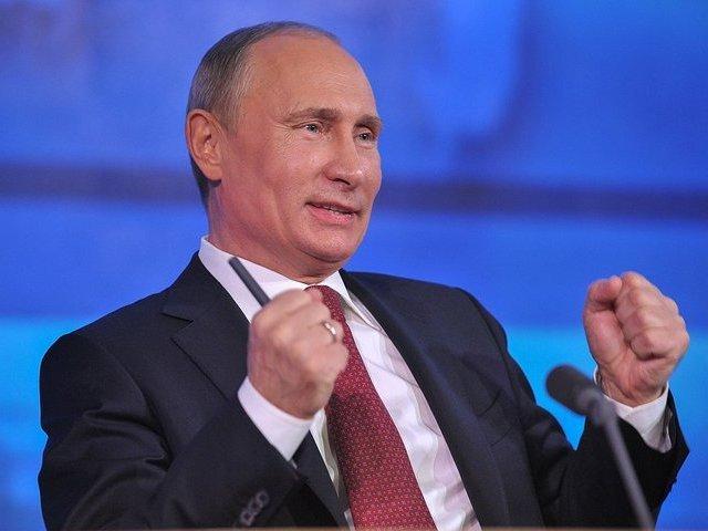 Путин: Навальный— этот русский Саакашвили