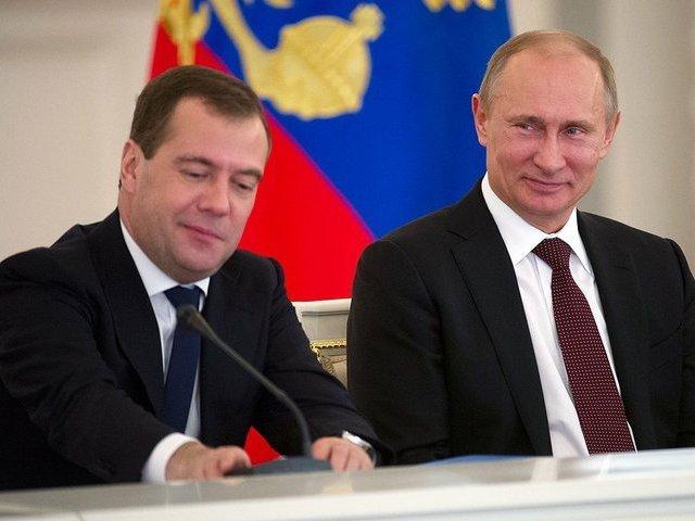 Медведев объявил  обувековечении антироссийских санкций США