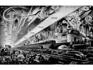 Научно-технический прогресс. Илл. из журнала Popular Mechanics, янв. 1952 г.
