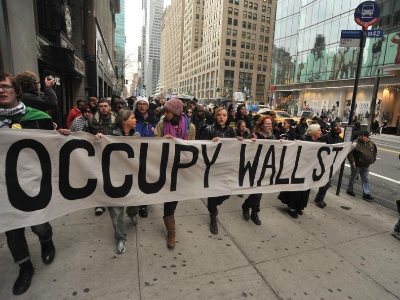 Occupy Wall Street, 29 февраля 2012 г.