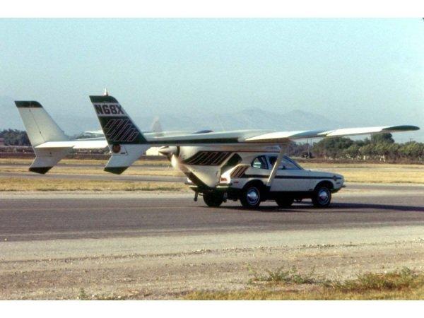 Наразработку летающего автомобиля выделено 3 млн руб.