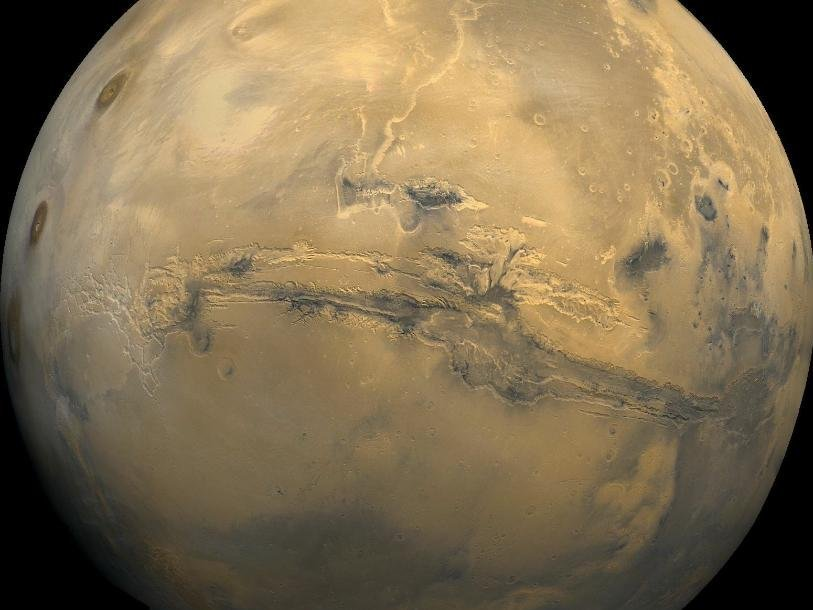 Марс           NASA