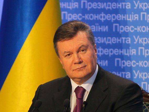 Янукович иего окружение разворовали 200 млрд грн,— Госфинмониторинг