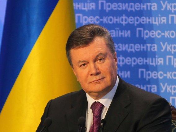 Суд отказал Януковичу ввидеодопросе