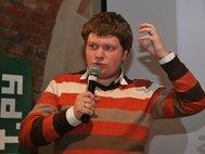 Дмитрий Кузьмин (фото Наташи Четвериковой)